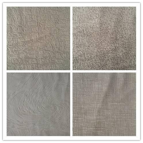 burnout velour car seat cover fabric/sofa cover/bonding sofa fabric