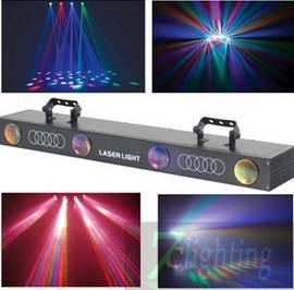 4 Head LED Scan Light