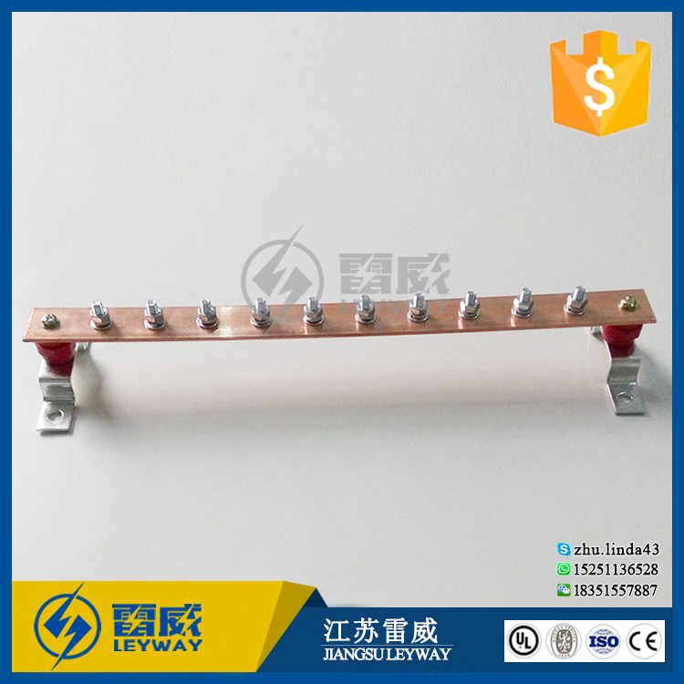 Electrical Ground Bus Bar of Earthing System
