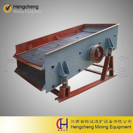gold mining machine ore separator vibrating screen