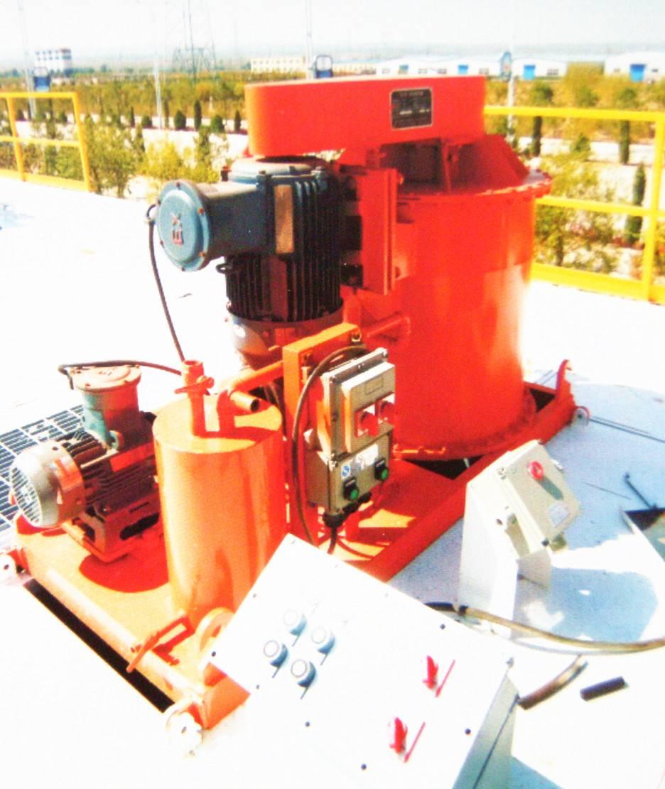 Oilfield drilling mud solid control vacuum degasser