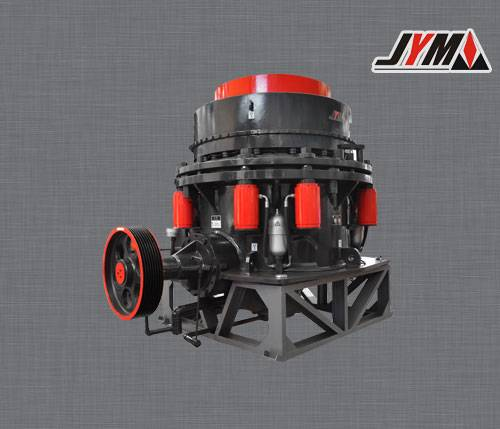 spring compound cone crusher