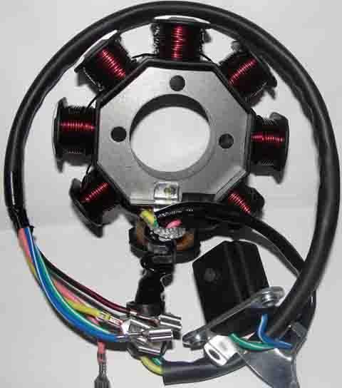 Motorcycle Magnetor