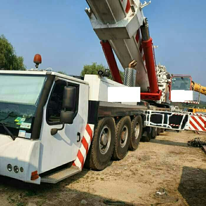 LTM1500 liebherr 500 ton AT crane