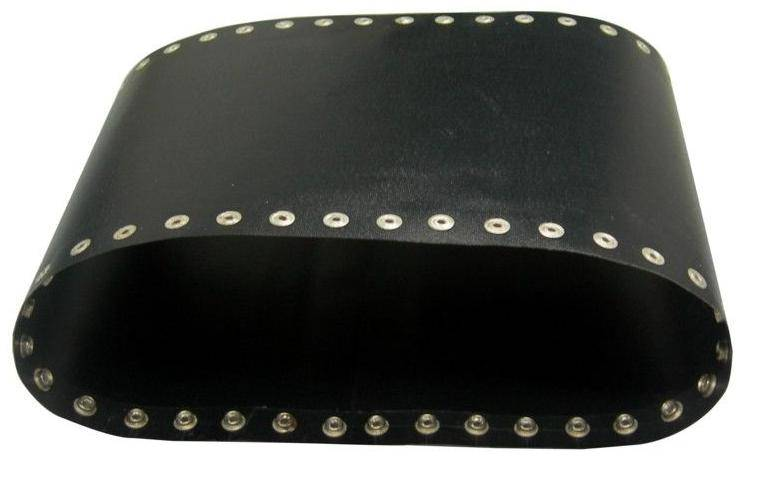 Fusing machine belt plus buckle