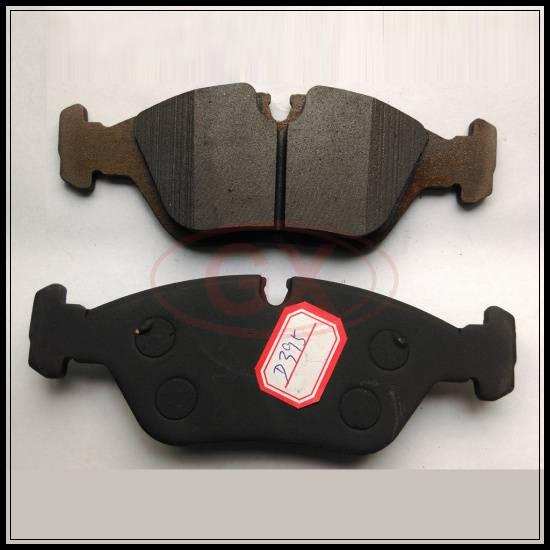 Auto Brake Pads D395 Porsche 928 Front Disc brake ceramics