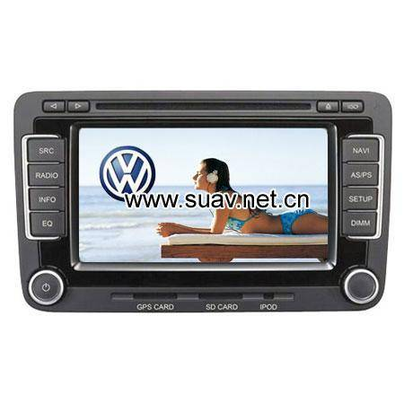 Car DVD GPS for VW Magotan,PASSAT B6,JETTA,GOLF,TIGUAN,EOS,SEAT L EON,Rabbit