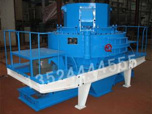 Sand making machine /PLC Vertical Shaft impact crusher/ sand maker for sale