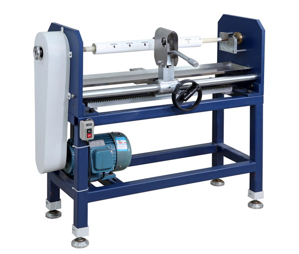 manual foil roll cutting machine