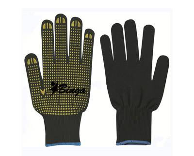 PVC Dotted 10G/13G T/C Shell Workplace Safety Glove