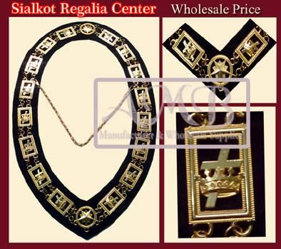 KT chain collar Gold