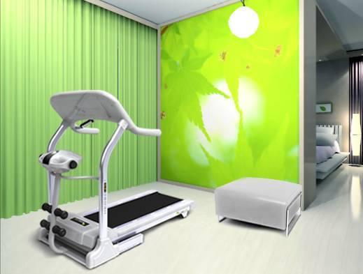 """""""I-PAO""""Electronic Treadmill"""