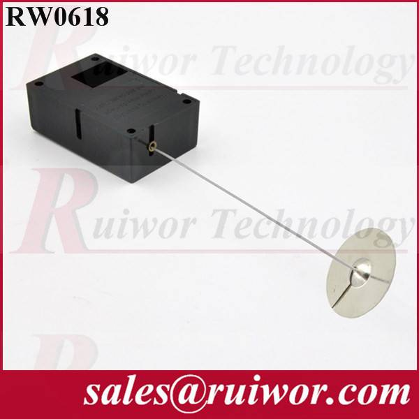 RW0618 Anti-theft Retractable Cable
