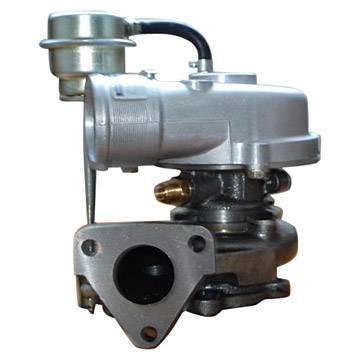 Turbocharger K04