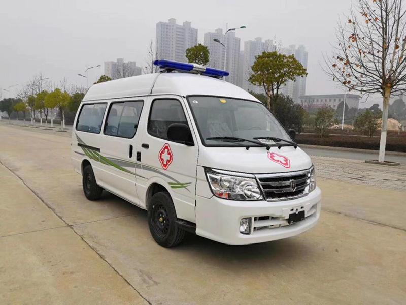 Jinbei HIAC Ambulance