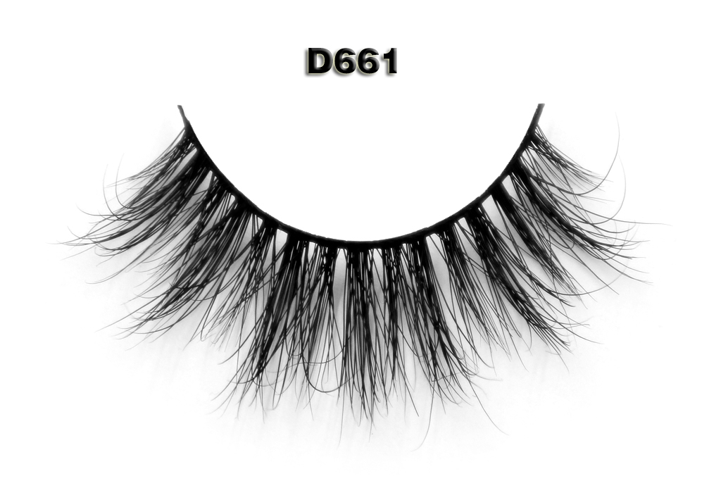 Private label lashes 3D mink Yumeng eyelashes packaging box