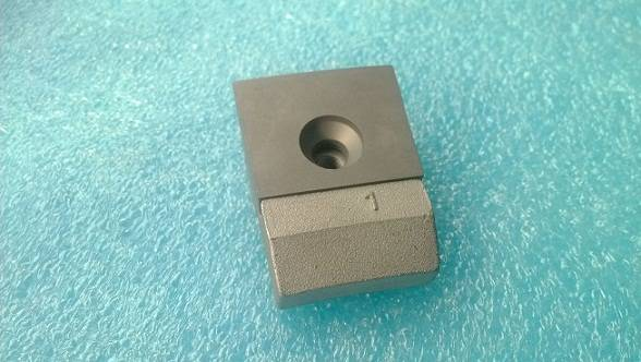 Clamping Carbide Tiles for Centrifuge