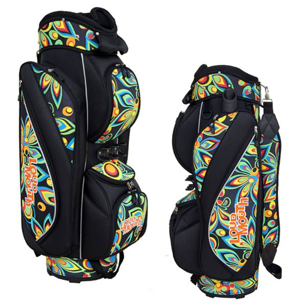 high quality fashion golf cart bag