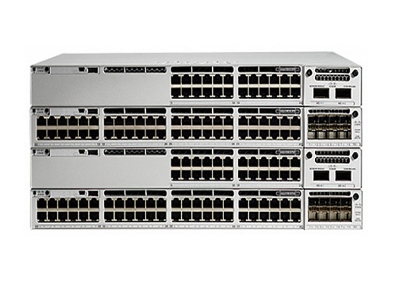 Cisco Catalyst C9300L-48P-4G-E C9300-48P-4G-A 9300L Switch