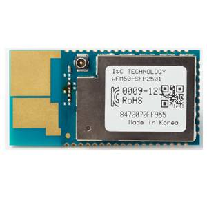WiFi Module_WFM50-SFP2501_(Dual Stream Wi-Fi (2.4GHz/5GHz) module for stand-alone mode)