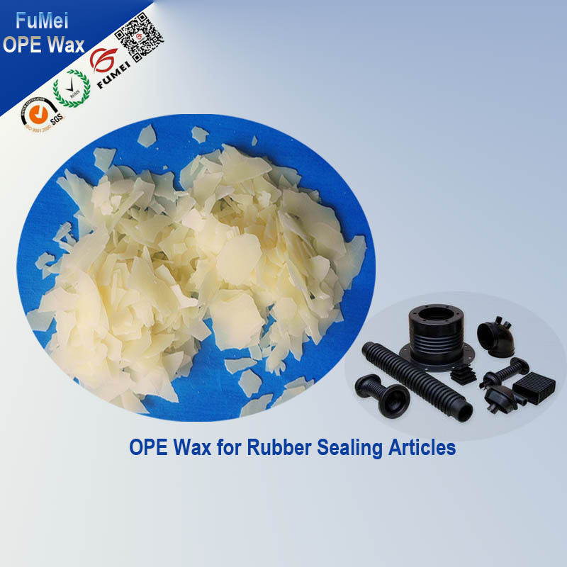 OPE Wax for Rubber Sealing Articles