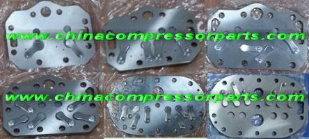 Bitzer valve plate