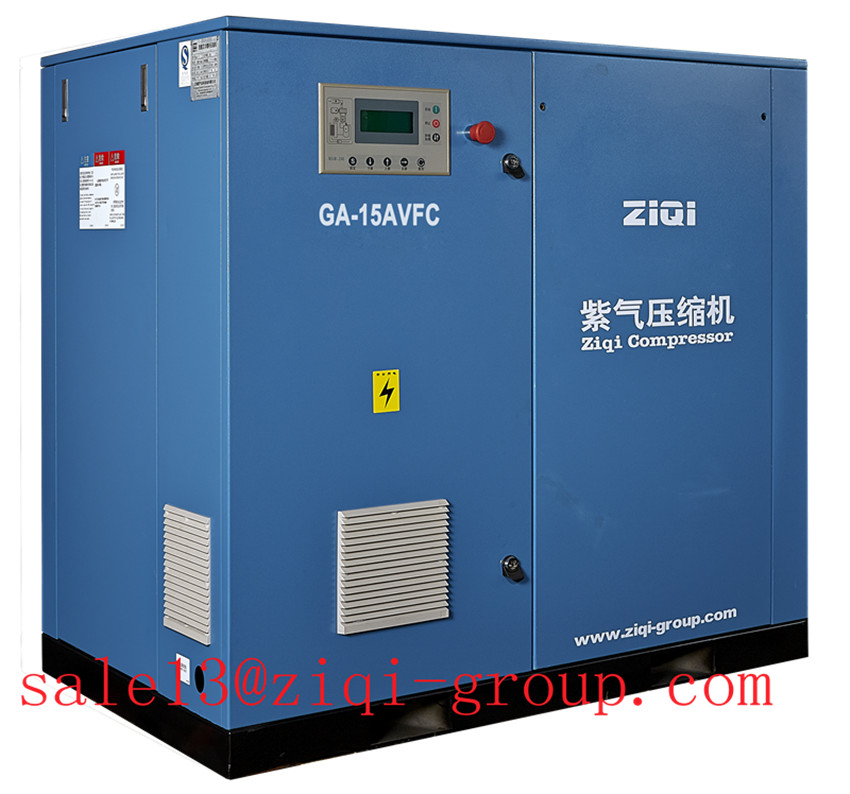 AC Power Air Cooling GA Serious 15KW-55KW Frequency converter Screw Air Compressor for Industrial