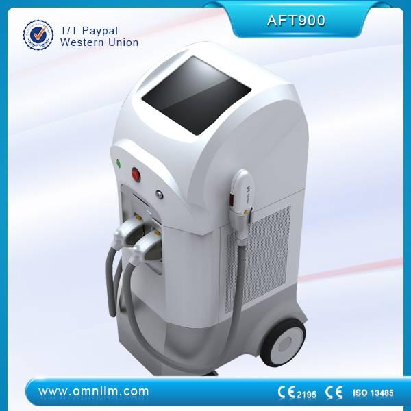 IPL SHR permanent hair removal and skin rejuvenation  machine for beauty salon
