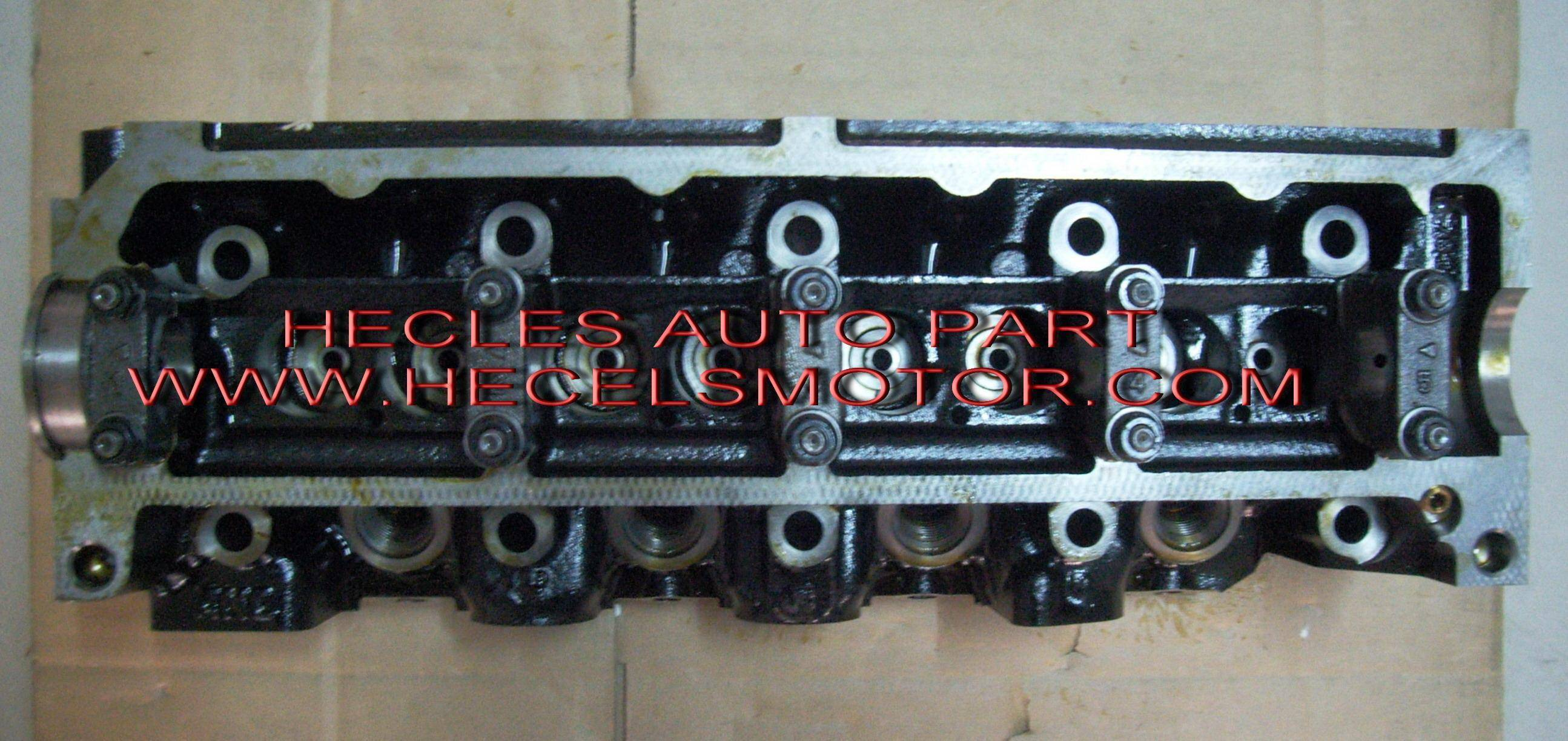 FORD 1.8D CYLINDER HEAD