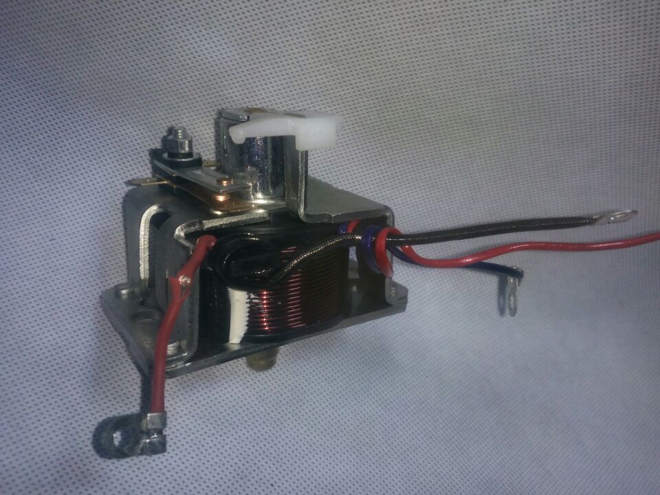 Solenoid Switch for DAV, Volvo