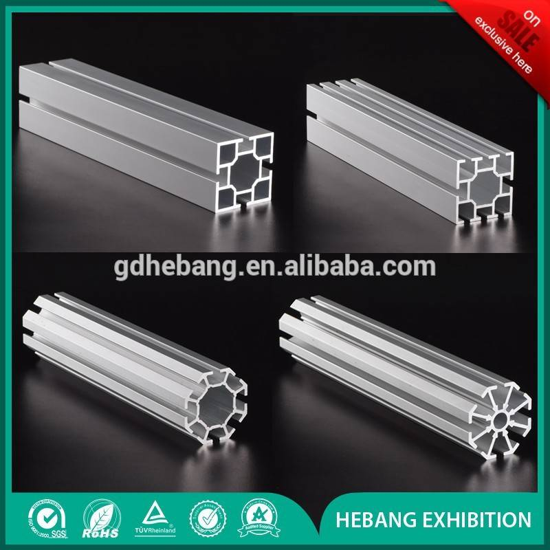 Aluminum Exhibition Material/Trade Show Booth Material/Exhibition Booth Material
