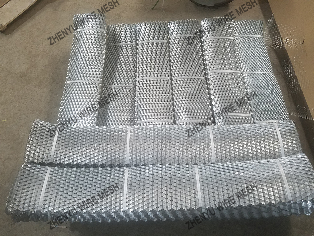 GALVD STRIP MESH