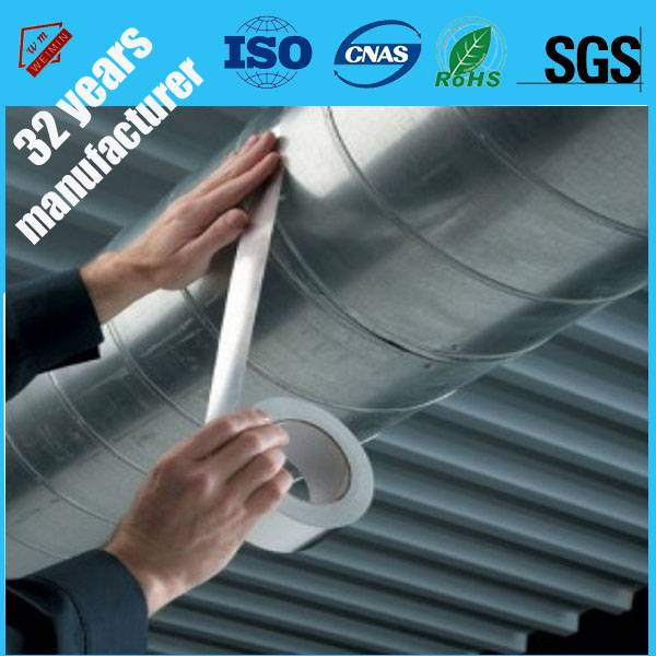 China corrosion resistance insulation material foil tape with SGS certificate