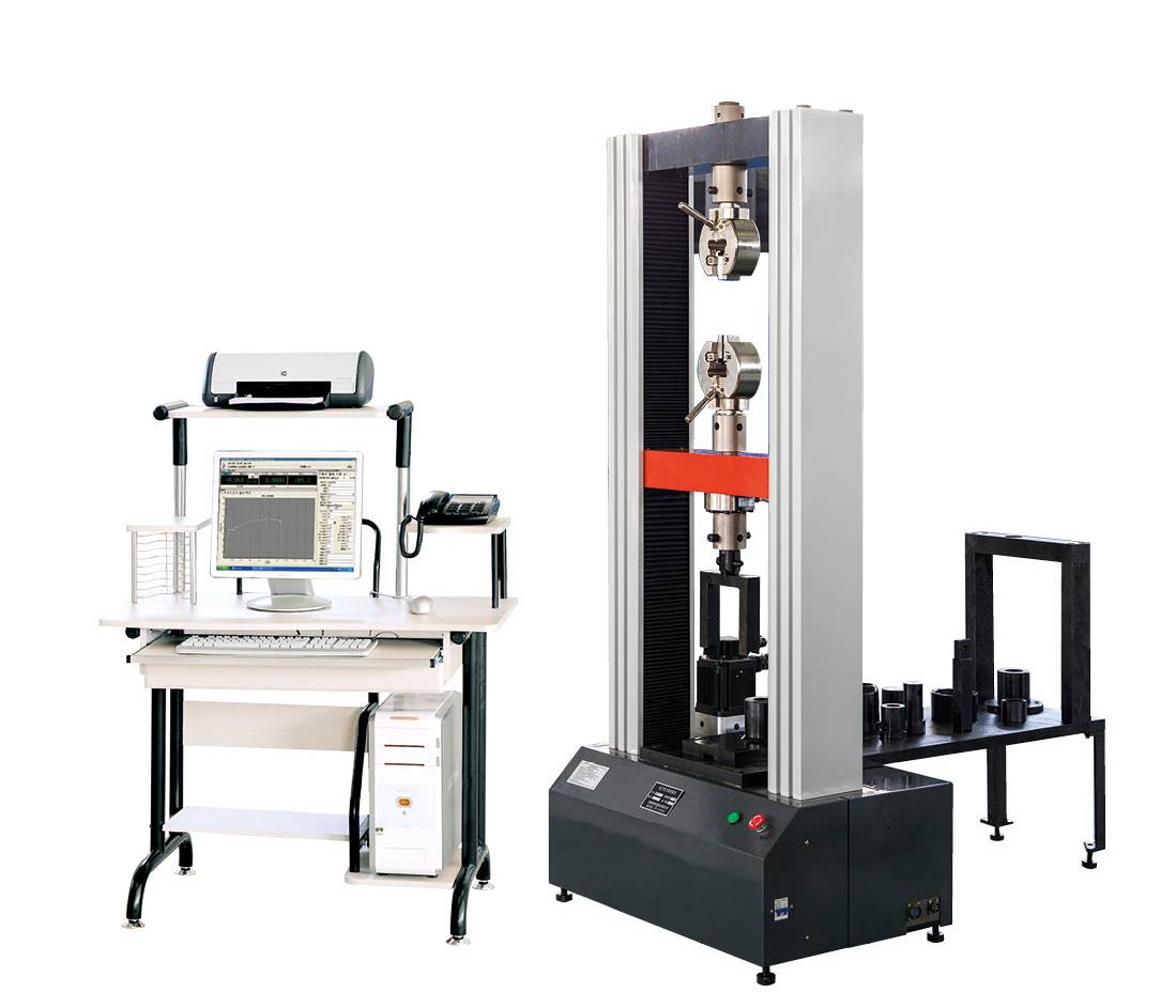 WKJC-100 computerized scaffold member testing machine