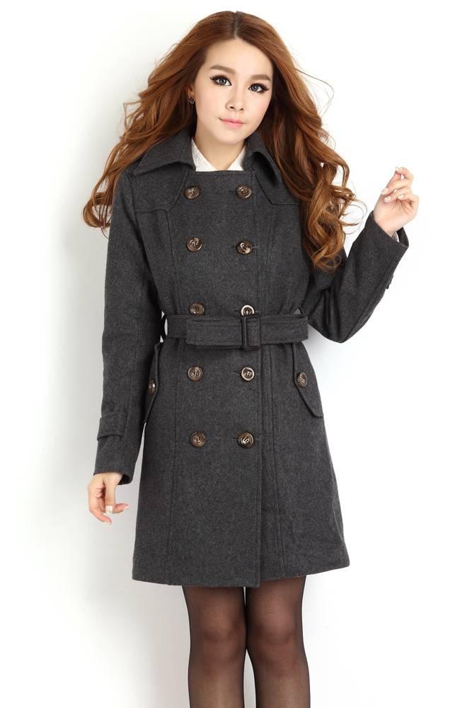 Women Coat, Fashion Coat, Leisure Coat, New Season Trench Coat