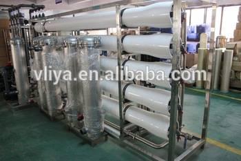 Vliya NF & RO System water treatment plant