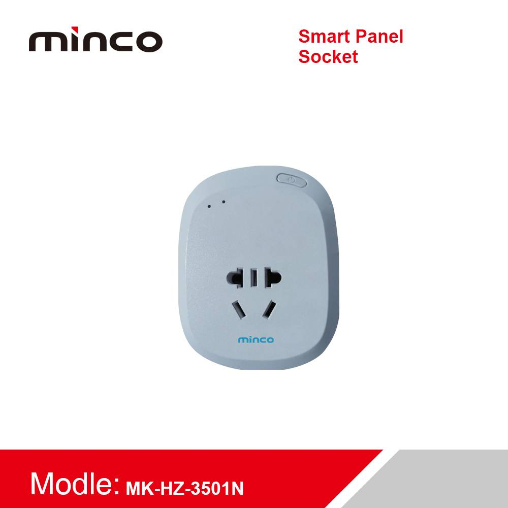 Zigbee remote control wall socket for electrical equipment can be controlled by telephone