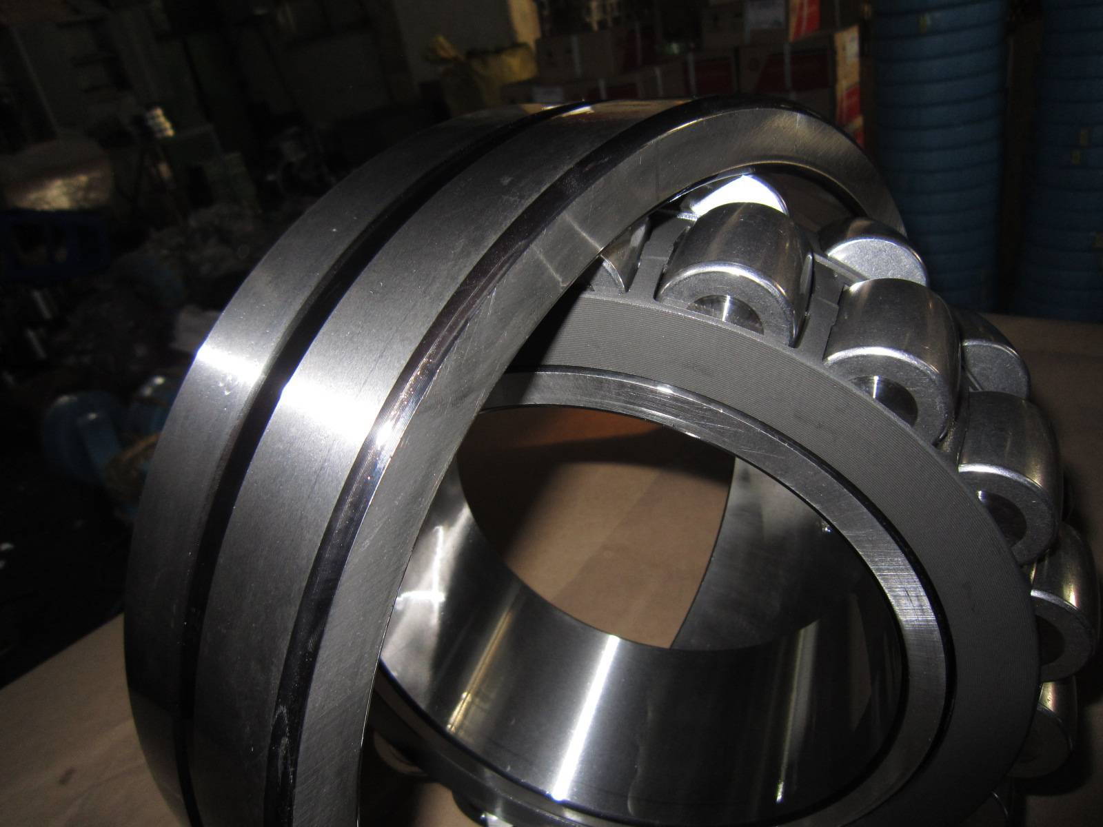 L529468N12BA, high temperature, high speed, rolling mill bearing
