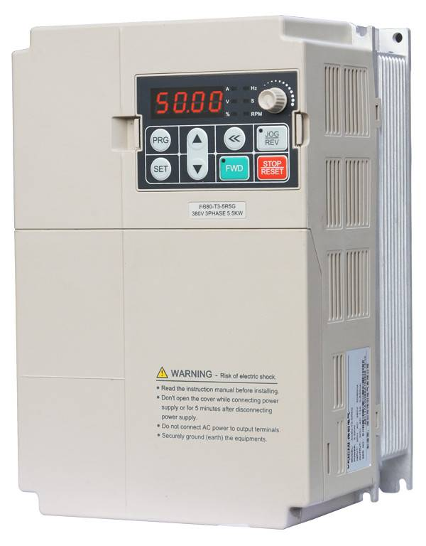 2016 High Performance Variable Frequency Converter