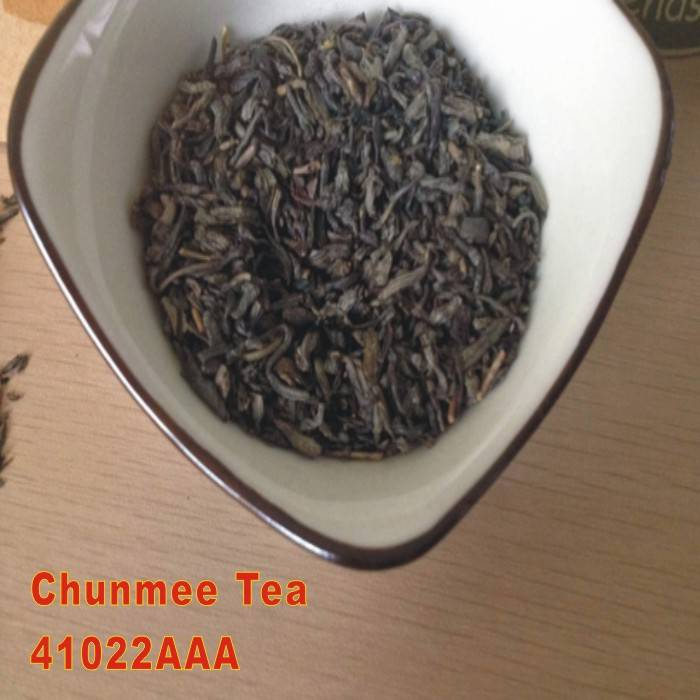 Flecha tea factory supply chunmee green tea 9371 aaahealth benefits Hot Selling Great Taste Good Rep