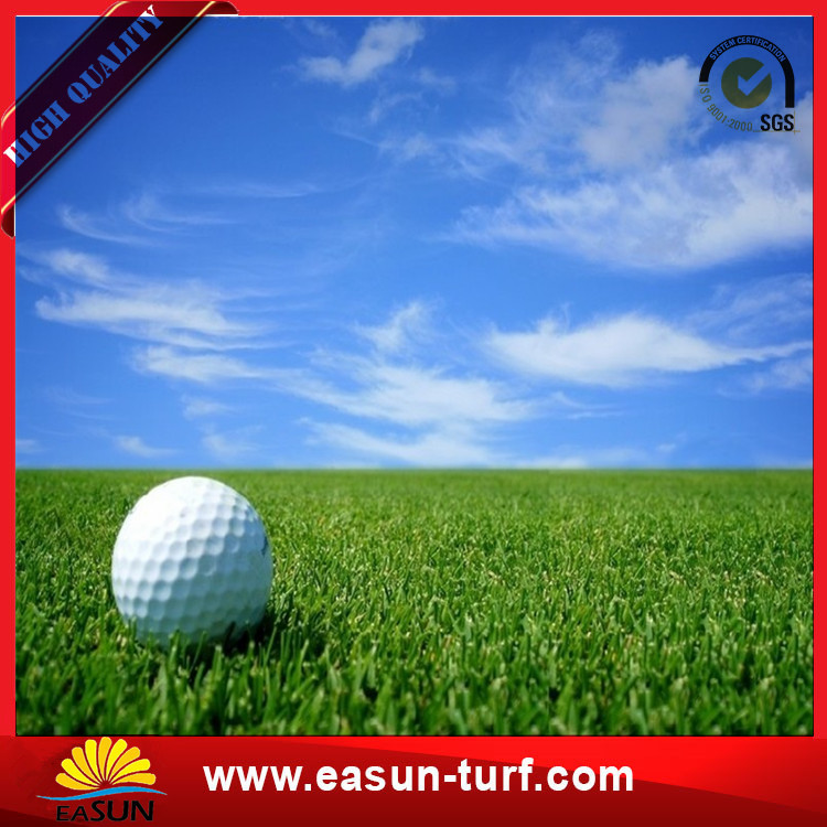Sporting Synthetic artificial Grass For Golf Green Garden Carpet-Donut