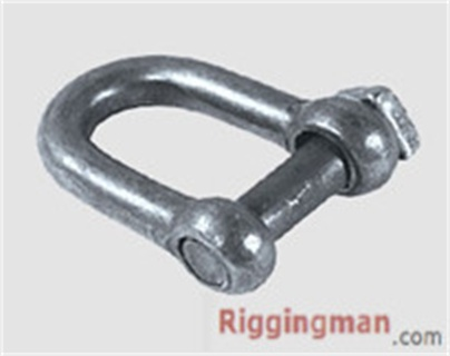 Rigging Hardware TRAWLING CHAIN SHACKLE