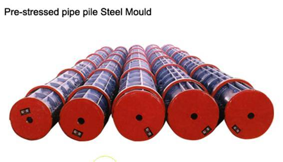 Pre-stressed Concrete Pipe Pile Making Machine