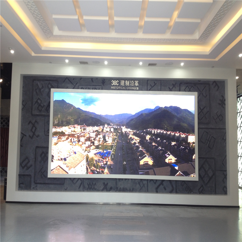 Low price professional full color p3 led display