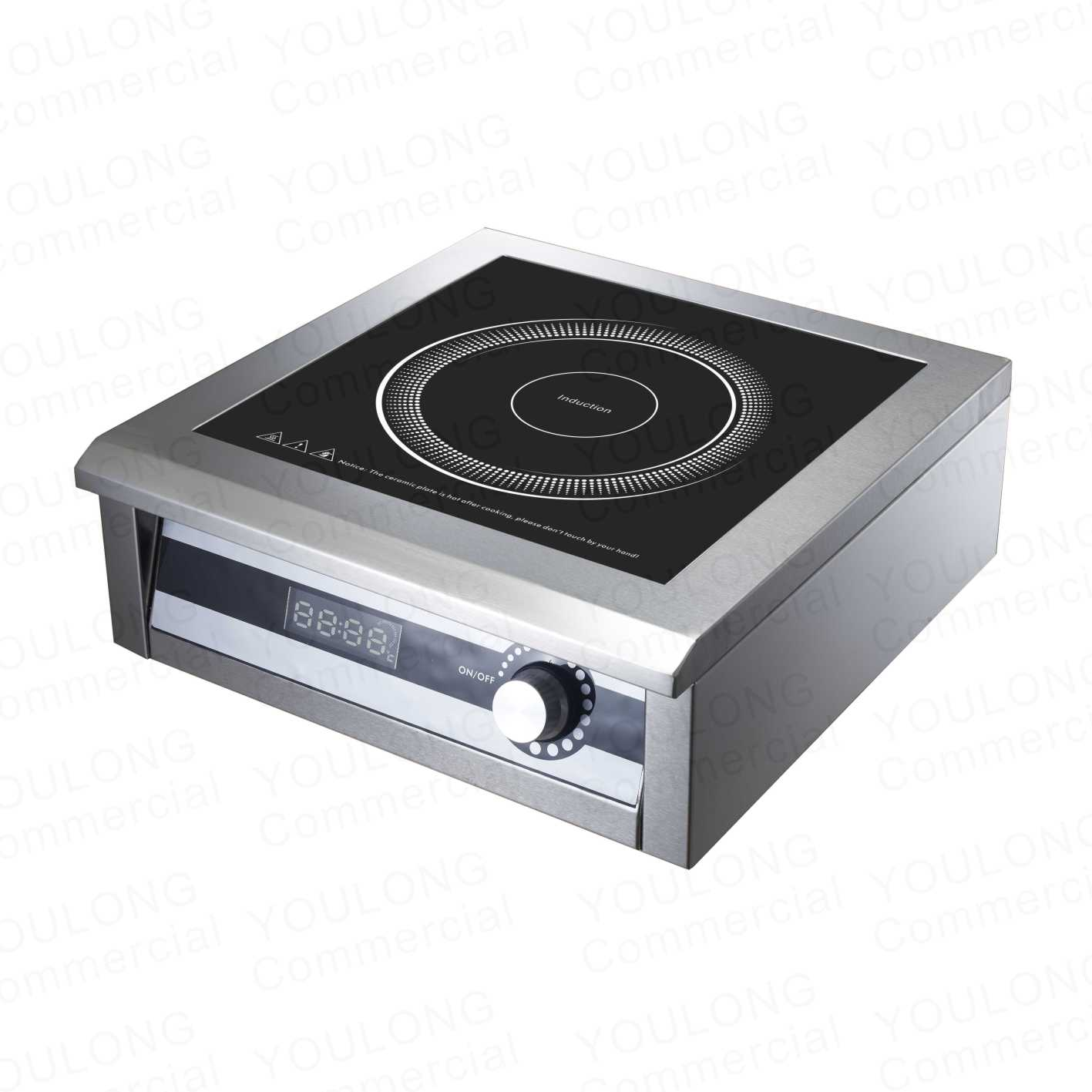 induction cooker C5102-K Knob Control
