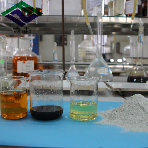 industrial chemicals activated bleaching earth for olive oil and palm oil refined