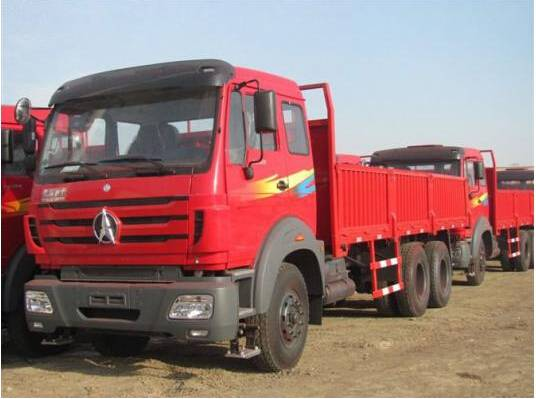 North Benz heavy truck parts