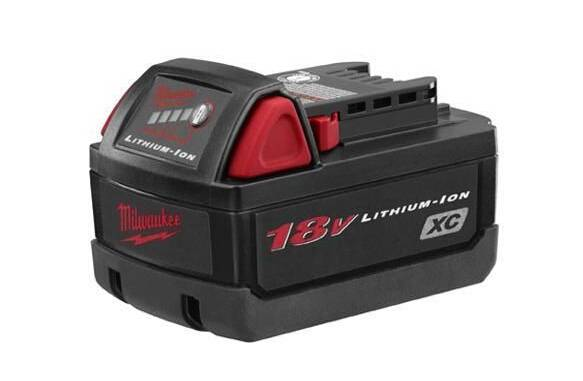MilWaukee18V lithium-ion Replacement Power Tool Batterie 3Ah