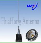 150MHz vehicle whip antenna NMO mount