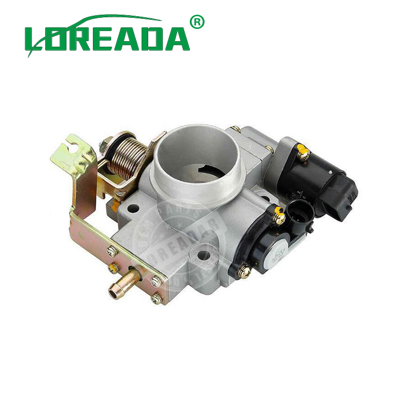 2017 Updated review explorer Mechanical Throttle Body for Hafei Wuling Engine bore size 38mm